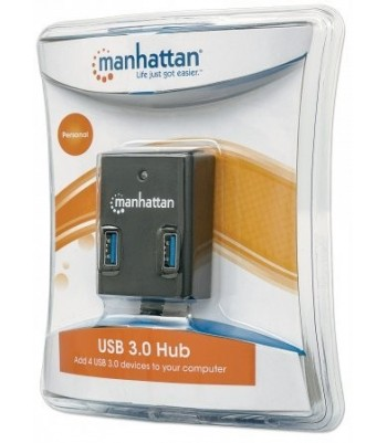 HUB USB 3.0 SUPER SPEED 4...