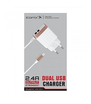 Chargeur Smartphone ICONIX...