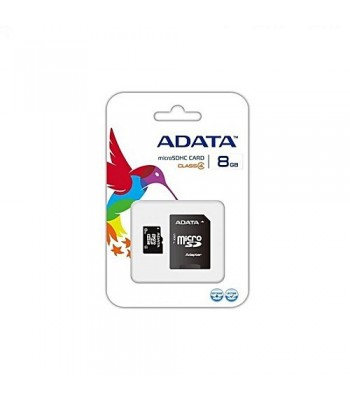 Carte Mémoire ADATA 8GB...