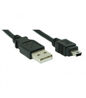 Cable usb vers min usb 5pines