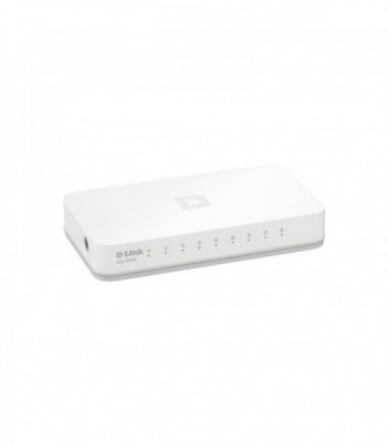Switch D-LINK 8 Ports